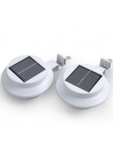 Solar Powered 3-LED